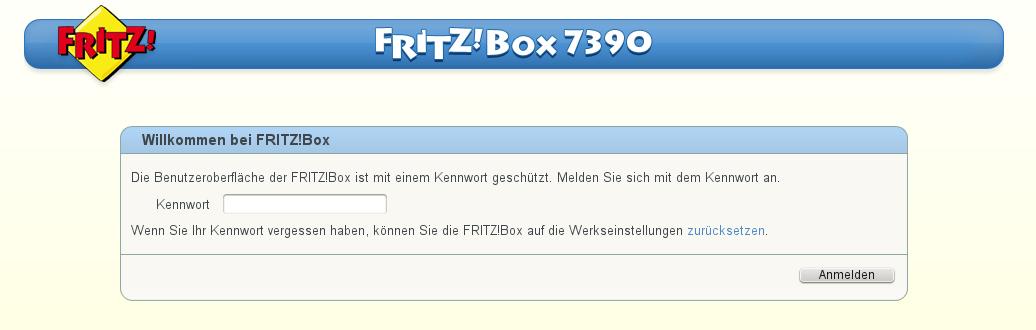 nummer anrufbeantworter fritzbox